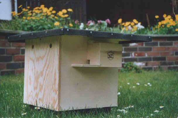 lungauer bienenlehrpfad bau einer wildbienen. Black Bedroom Furniture Sets. Home Design Ideas